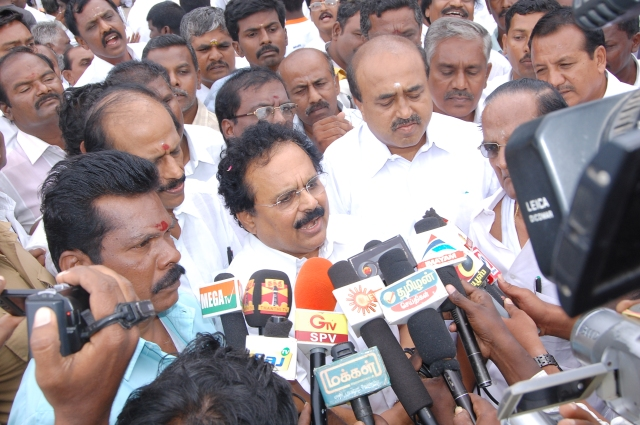 Hon'ble Minister of State for Commerce and Industry Visit to Madurai
