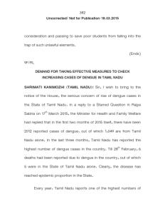 Uncorrected Debates Rajya Sabha (234 SESSION)  {Click here open file}_382