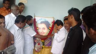 ANNAI INDIRA GANDHIJI MEMORIAL DAY