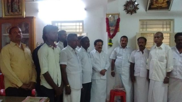 FORMER INDIAN PRIME MINISTER INDRAGANDHIJI'S BIRTH ANNIVERSARY AT SIVAGANGAI
